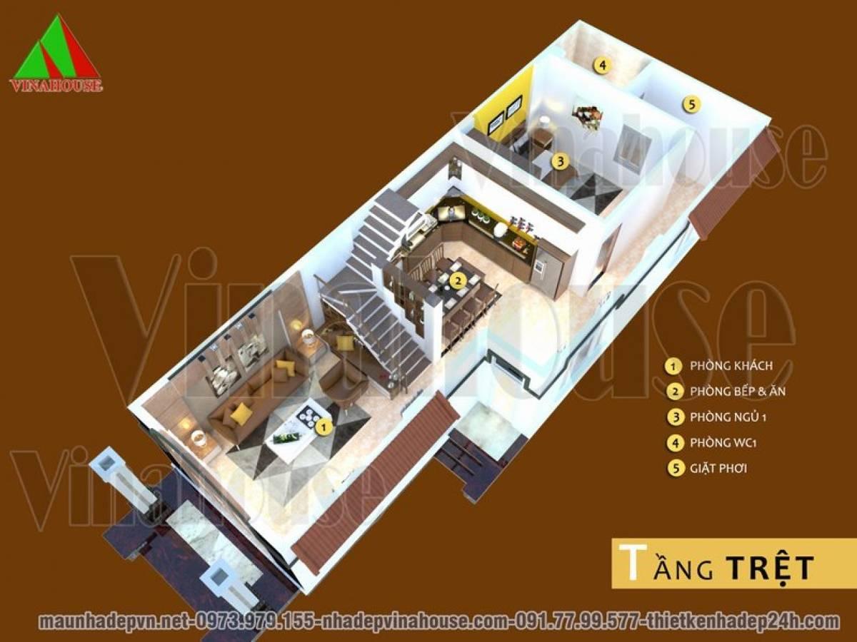 nha-gac-lung-hien-dai-ban-ve-3d-mat-bang-tang-tret-1320x990