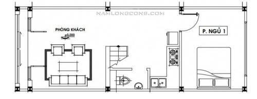 nha-nho-dep-40m2-ban-ve-nha-dien-tich-nho-4x10-40m2