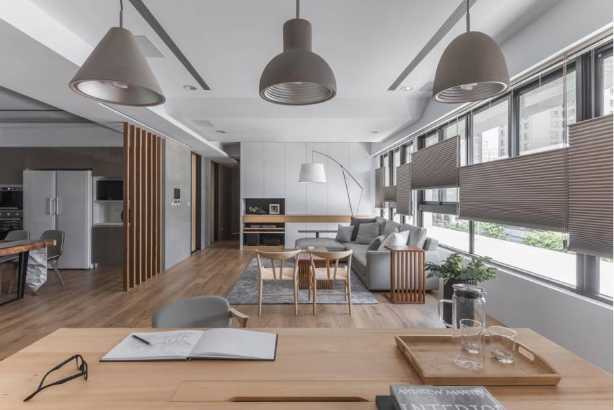 25 mẫu thiết kế nội thất phòng khách liền bếp tuyệt đẹp – Chuyên ...